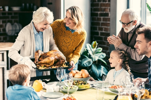 Best Brain Food: What To Eat This Thanksgiving